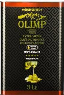 Масло оливковое 3л. ИТАЛИЯ