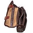 Кожаный мужской портфель-сумка Tony Bellucci, фото 7