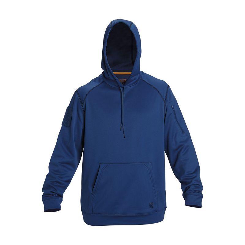 5.11 DIABLO HOODIE 72388 Large, Cobalt Blue
