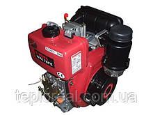 Двигатель дизельный WEIMA(Вейма) 178FE (6л.с. дизель) вал шлицы