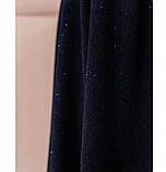 Платье Minova 1210-1-темно-синий, фото 3