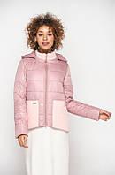 Короткая демисезонная женская куртка от украинского производителя Mangelo