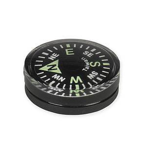 Оригинал Мини компас для набора выживания NDUR BUTTON COMPASS 51590