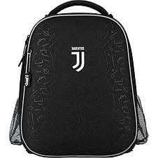 Рюкзак школьный каркасный Kite Education FC Juventus JV20-531M, фото 2