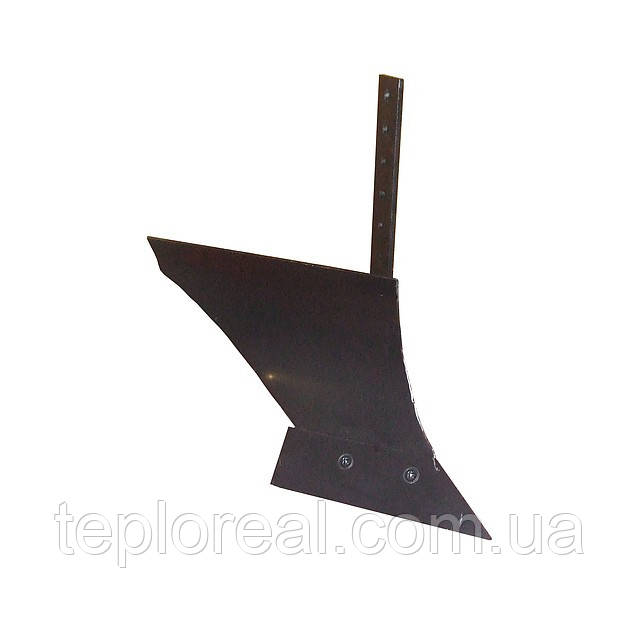 Плуг для мотоблока большой со съемным лемехом (захват 210мм, глубина до 300 мм)