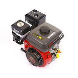 Двигун бензиновий BULAT(WEIMA) BW170F-Т(7,5 л. с. під шліц 25мм), фото 4