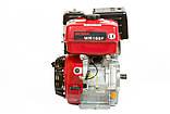 Двигатель WEIMA(Вейма) WM188F-T (шлиц 25 мм) бензин 13,0л.с., фото 4