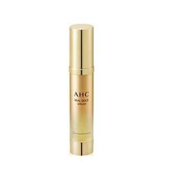 Відновлювальна антивікова сироватка AHC Real Gold serum