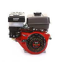 Двигатель BULAT (WEIMA) BW 177F -T(9л.с. бензин под шлиц, 25мм), фото 1