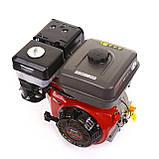 Двигатель BULAT (WEIMA) BW 177F -T(9л.с. бензин под шлиц, 25мм), фото 2
