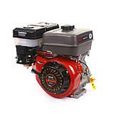 Двигатель BULAT (WEIMA) BW 177F -T(9л.с. бензин под шлиц, 25мм), фото 3