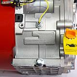 Двигатель BULAT (WEIMA) BW 177F -T(9л.с. бензин под шлиц, 25мм), фото 4