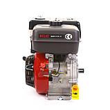 Двигатель BULAT (WEIMA) BW 177F -T(9л.с. бензин под шлиц, 25мм), фото 5
