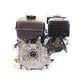 Двигатель BULAT (WEIMA) BW 177F -T(9л.с. бензин под шлиц, 25мм), фото 7