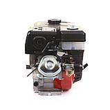 Двигатель BULAT (WEIMA) BW 177F -T(9л.с. бензин под шлиц, 25мм), фото 8
