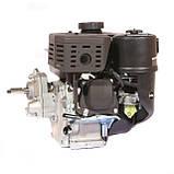 Двигун бензиновий WEIMA(Вейма) WM170F/P (DELUXE) для WM1050 (7,0 л. с. з редуктором), фото 2