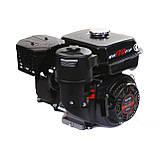 Двигатель бензиновый WEIMA(Вейма) WM170F-S DELUXE (7,0 л.с.под шпонку), фото 2