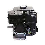 Двигатель бензиновый WEIMA(Вейма) WM170F-S DELUXE (7,0 л.с.под шпонку), фото 3
