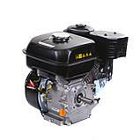 Двигатель бензиновый WEIMA(Вейма) WM170F-S DELUXE (7,0 л.с.под шпонку), фото 6