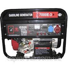 Генератор бензиновый WEIMA(Вейма) 7000E (6,5кВт - 7,0кВт)