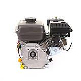 Двигатель бензиновый BULAT(WEIMA) BW170F-Т(7,5 л.с.под шлиц 20 мм), фото 4