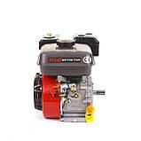 Двигатель бензиновый BULAT(WEIMA) BW170F-Т(7,5 л.с.под шлиц 20 мм), фото 5