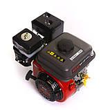 Двигатель бензиновый BULAT(WEIMA) BW170F-Т(7,5 л.с.под шлиц 20 мм), фото 6