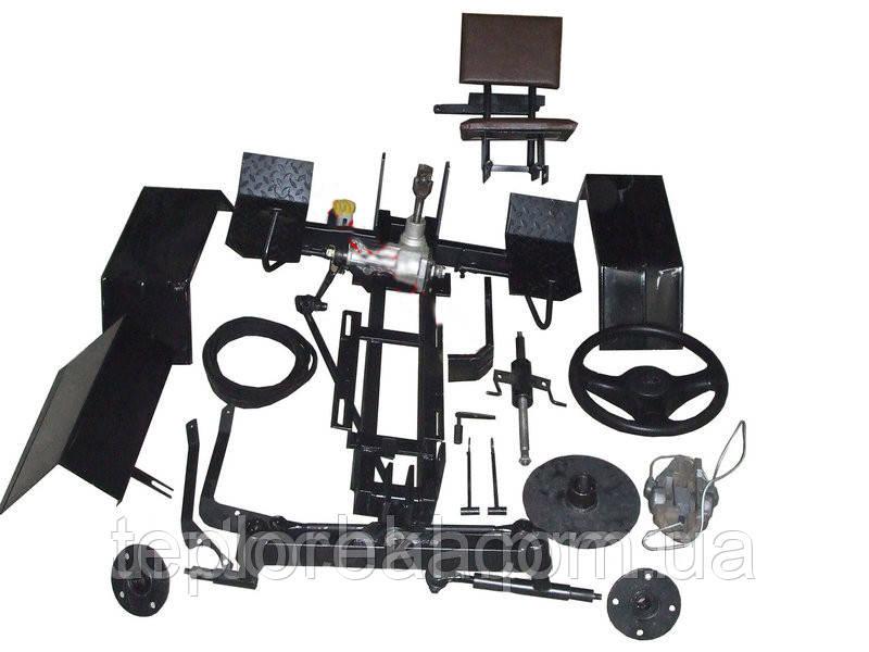 Комплект для переобладнання переробки мотоблока в мінітрактор (базовий) AMG