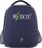 Ранец школьный ортопедический Kite Education Rock it K20-531M-2