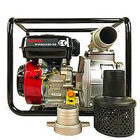 Мотопомпа бензиновая WEIMA WMQGZ80-30 (80 мм)