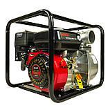 Мотопомпа бензиновая WEIMA WMQGZ80-30 (80 мм), фото 3