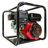 Мотопомпа бензиновая WEIMA WMQGZ80-30 (80 мм), фото 5