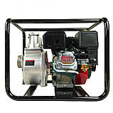 Мотопомпа бензиновая WEIMA WMQGZ80-30 (80 мм), фото 6