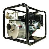 Мотопомпа бензиновая WEIMA WMQGZ80-30 (80 мм), фото 7