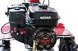 Мотоблок WEIMA (Вейма) WM1100C КМ DELUXE (бензин 7,5 л. с.), фото 9