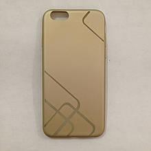 Бампер Apple iPhone 6/6s Cococ Matte Gold