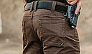 Тактичні штани 5.11 Tactical DEFENDER-FLEX STRAIGHT PANTS 74476 32/32, Burnt, фото 8