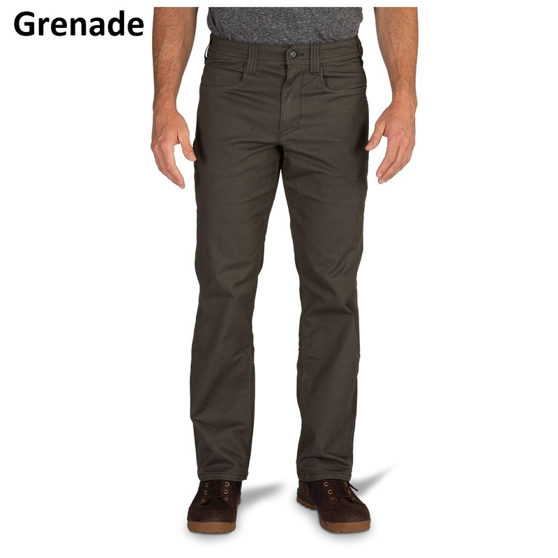 Тактичні штани 5.11 Tactical DEFENDER-FLEX STRAIGHT PANTS 74476 34/34, Oil Green