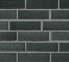 Клинкерный кирпич ROBEN FARO Черный с оттенком, гладкий