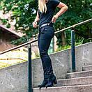 Жіночі завужені тактичні штани 5.11 Tactical WOMEN'S DEFENDER-FLEX SLIM PANTS 64415 2 Regular, Чорний, фото 9