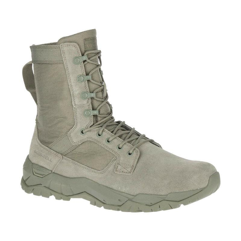Merrell MQC Tactical Sage Green LightWeight Boots J17811 US 10.5R