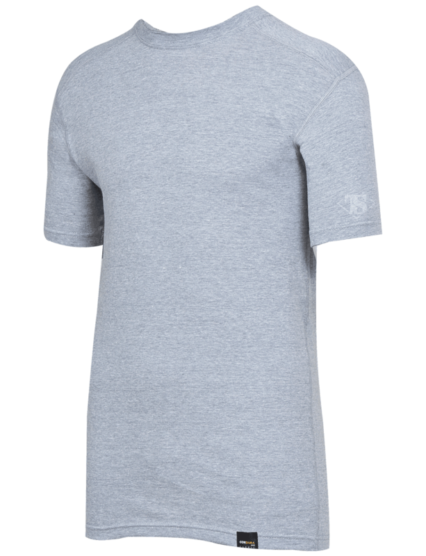 Оригинал Антибактеріальна негорючая футболка Tru-Spec CORDURA® BASELAYER CREW NECK SHORT SLEEVE SHIRTS 2767