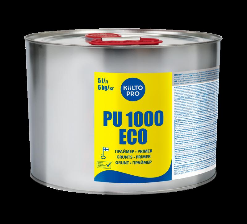 Полиуретановая грунтовка KIILTO PU 1000 ECO (5 л)