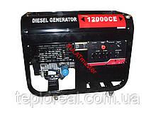 Дизельный генератор WEIMA WM12000CE-3 (12 кВт)