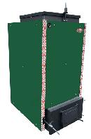 Шахтный котел Холмова Zubr Termo 10 кВт (твердотопливный длительного горения), фото 1
