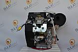 Двигатель WEIMA  WM2V78F-2цил. (вал конус и шпонка), бензин  20,0 л.с., фото 4