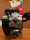 Двигатель WEIMA  WM2V78F-2цил. (вал конус и шпонка), бензин  20,0 л.с., фото 5