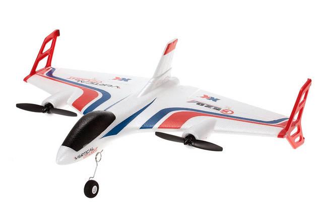 Самолёт VTOL р/у XK X-520 520мм бесколлекторный со стабилизацией, фото 2