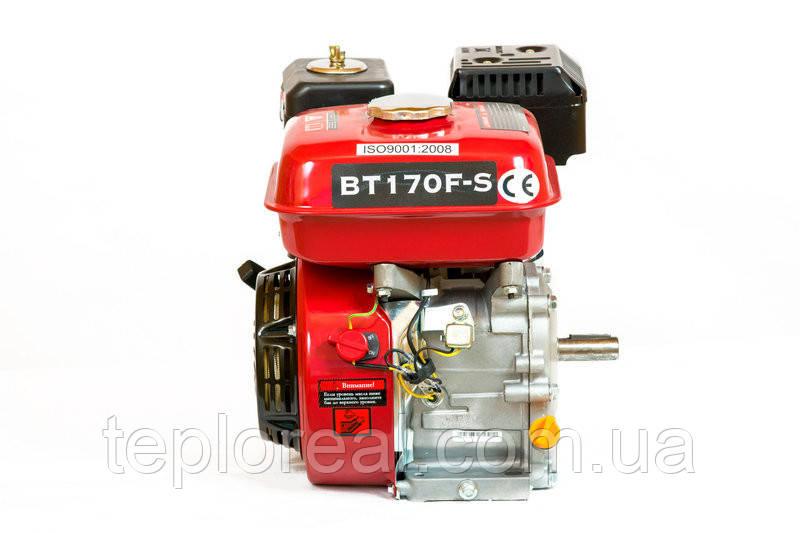 Двигатель бензиновый WEIMA(Вейма) BT170F-S(7,0 л.с.под шпонку)