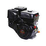 Двигун бензиновий WEIMA(Вейма) WM190F-L(16р.с.під шпонку з редуктором), фото 3